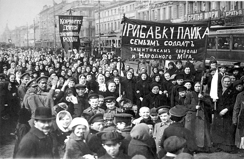 Hoje na História | 7 de novembro: Revolução Russa | Internacional