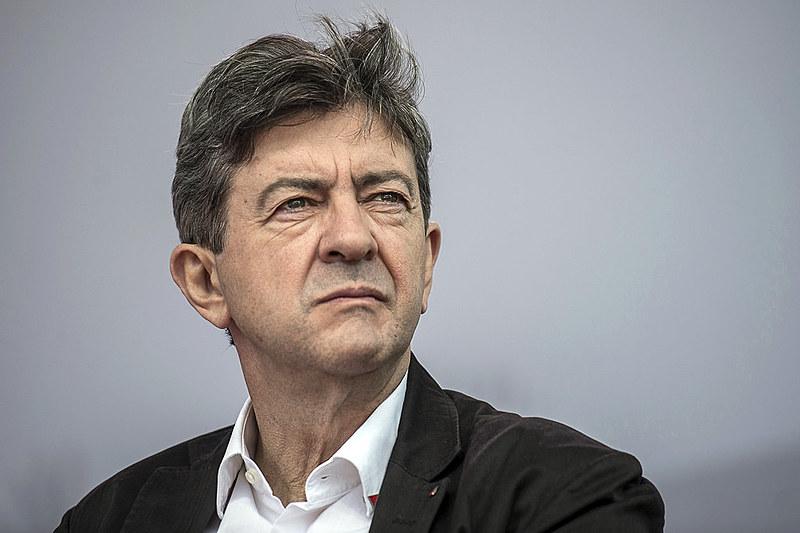 Mélenchon foi o porta-voz de uma campanha construída com ampla participação popular