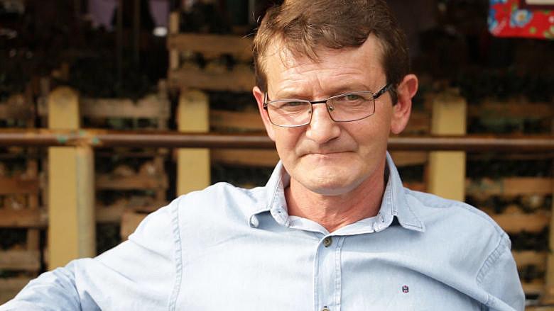 Coordenador nacional do Movimento dos Trabalhadores Rurais Sem Terra, Gilmar Mauro