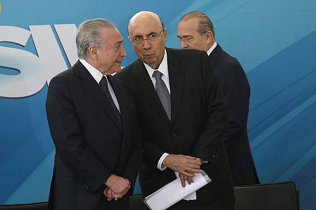 """Governo de Henrique Meirelles e Michel Temer diz que MP é importante para o """"equilíbrio fiscal"""""""