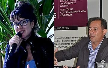 Alana e José Cláudio: fortalecimento da rede do crime organizado por dentro do Estado
