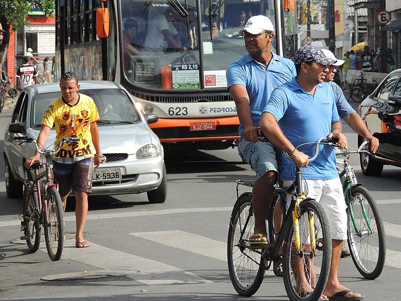A proposta é atingir o público que usa a bicicleta como meio de transporte e também como ferramenta de trabalho