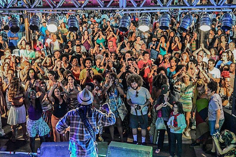 Em Belo Horizonte, cerca de 15 mil pessoas participaram do Circuito de Arte e Cultura da Reforma Agrária em outubro