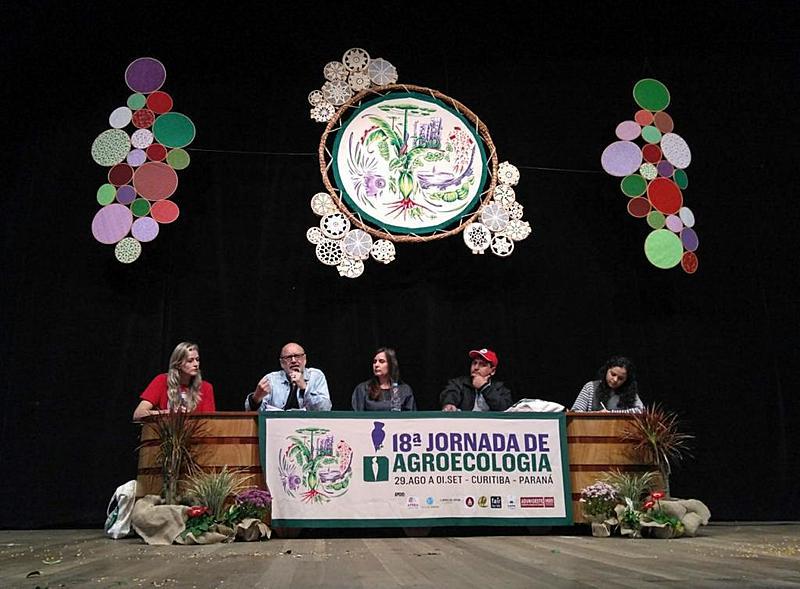 Jornada de Agroecologia acontece do dia 29 de agosto a 1 de setembro, no centro de Curitiba