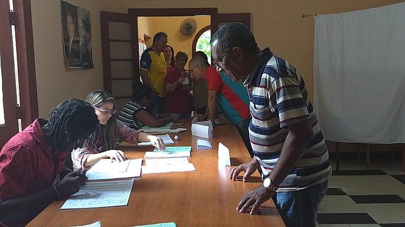 Diferente de eleições em outras partes do mundo, em Cuba, os candidatos não podem fazer propaganda eleitoral