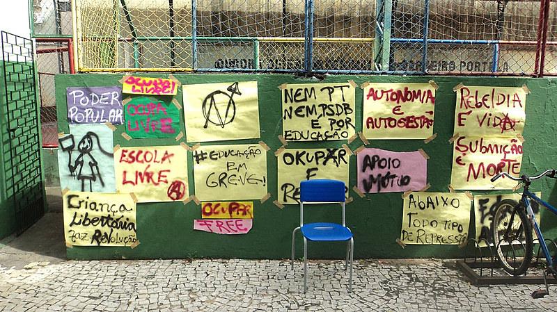 Relatório do Centro de Defesa da Criança e do Adolescente (Cedeca), no primeiro quadrimestre de 2016, o Governo do Ceará gastou com a merenda menos do que recebeu da União: um custo diário miserável de R$ 0,30 por aluno