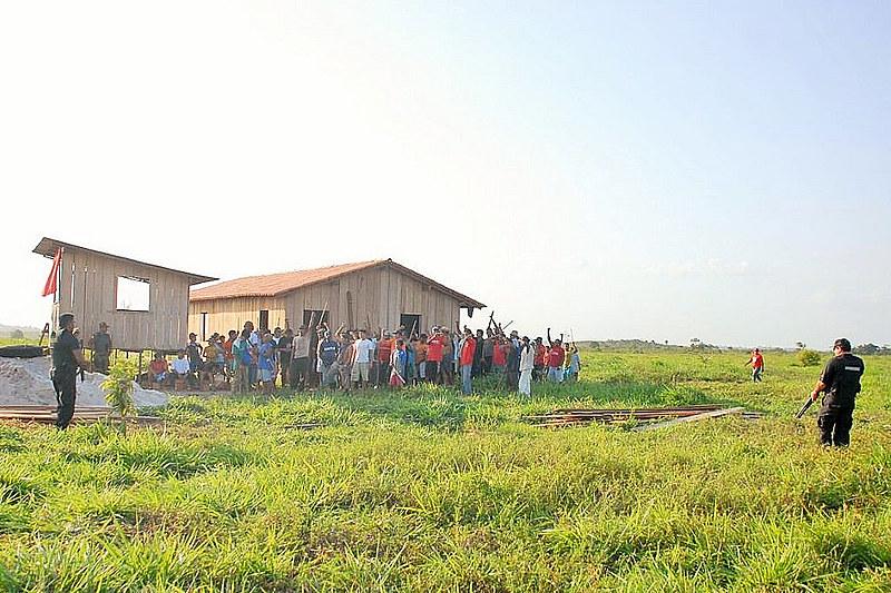 Área tem conflitos constantes mesmo com parecer favorável do Incra para criação de assentamento
