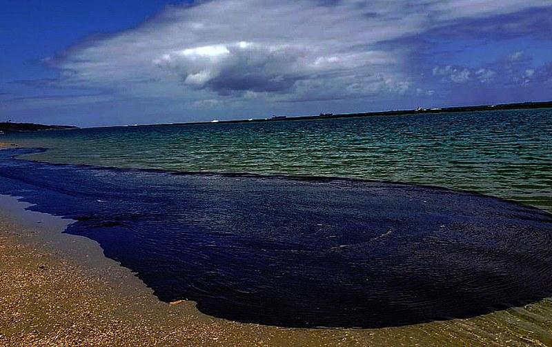 Cabo de Santo Agostinho (PE): óleo empossado é pequena parte do desastre que se espalhou; Ministério do Meio Ambiente demorou a agir