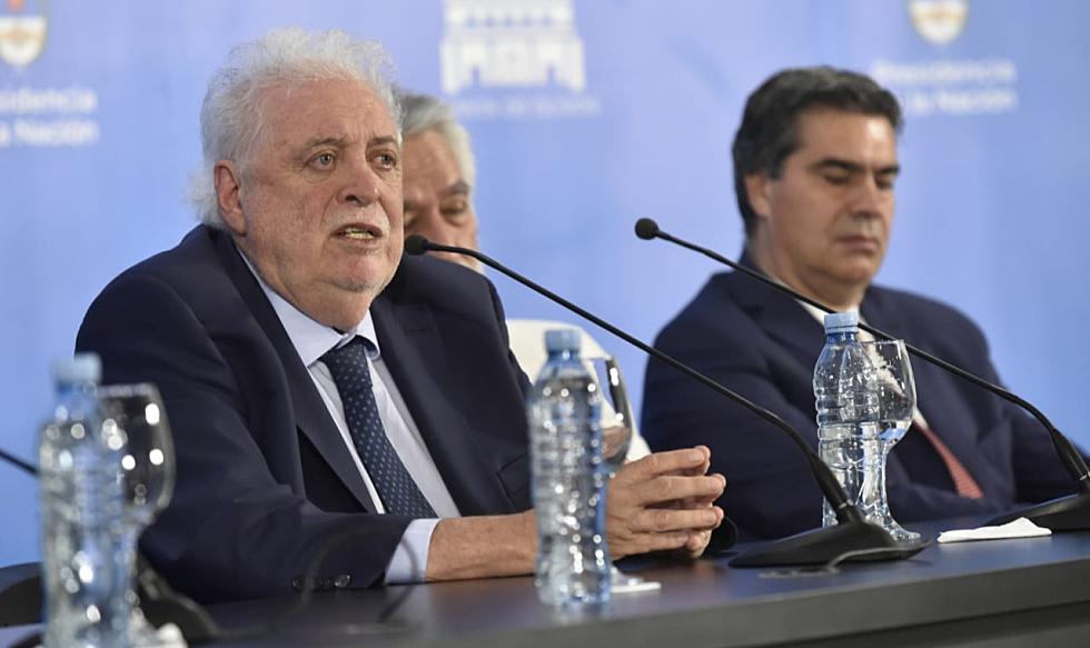 ministro saúde argentina coronavirus