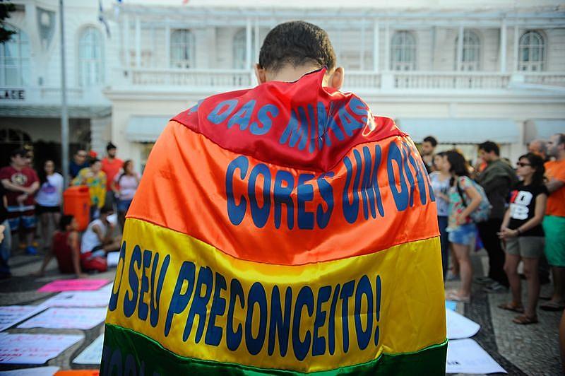 Denúncias em relação à população LGBT representam somente 1% do total