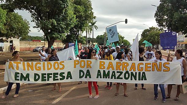 """Jornada de lutas tem como tema""""Amazônia em risco: somos todos atingidos! Atingidos por barragens construindo redes de resistência"""""""