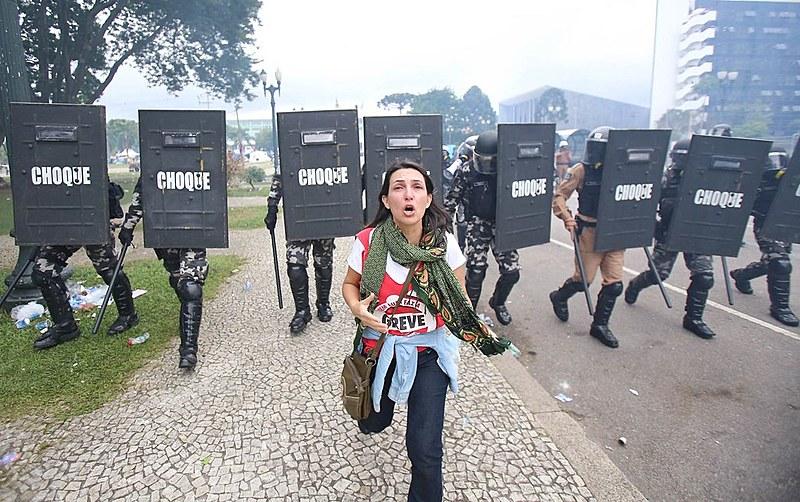 Lei antiterror poderá ser usada para reprimir protestos políticos