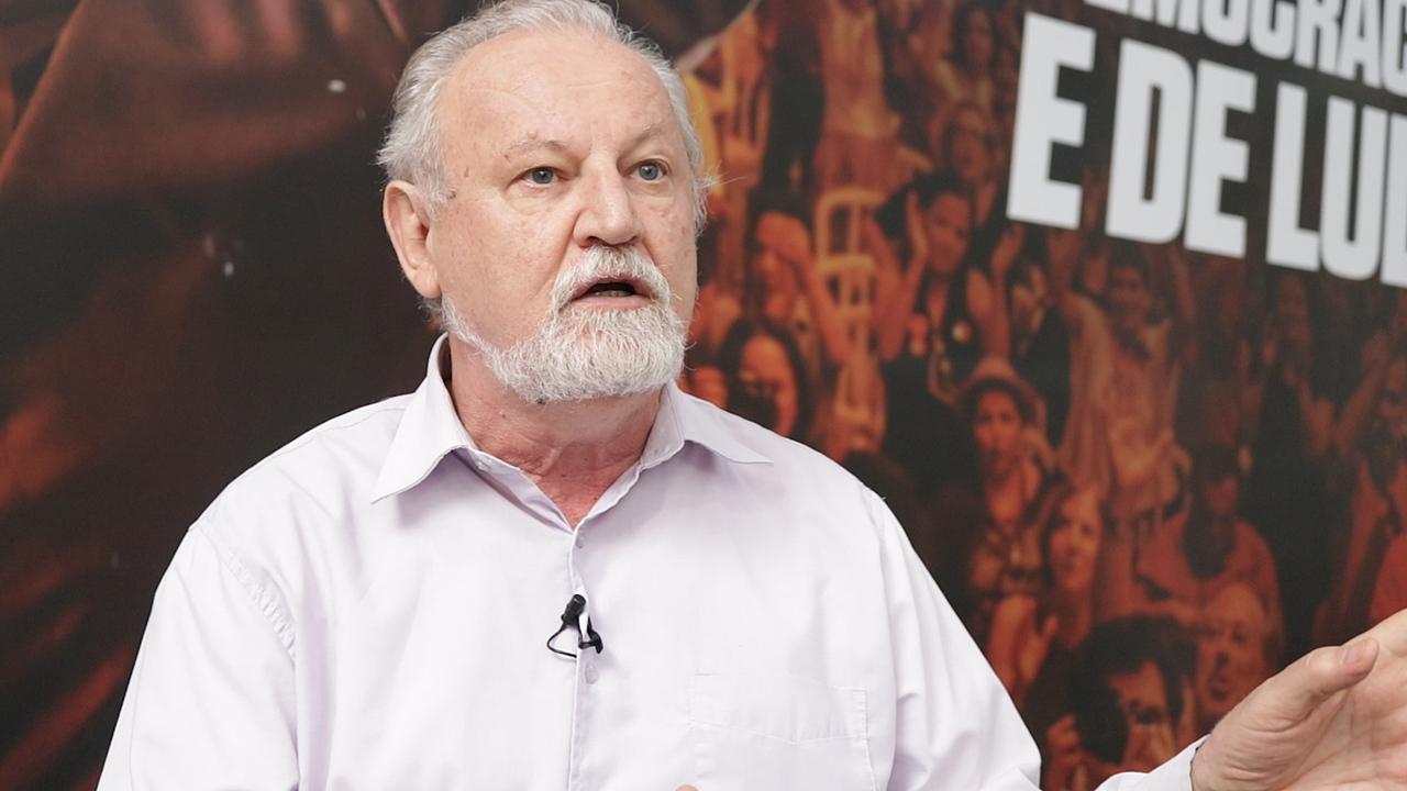 João Pedro Stedile, da direção nacional do MST
