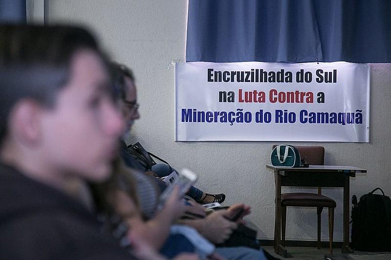 Evento apresentou alguns casos vitoriosos de mobilizações contra grandes projetos de mineração