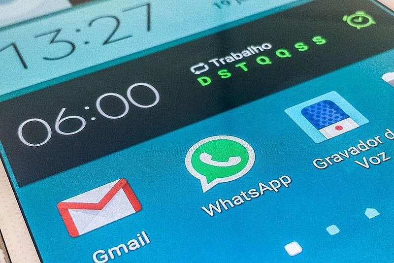 O Whatsapp já admitiu que nas eleições de 2018 houve o envio ilegal de mensagens massivas com notícias falsas