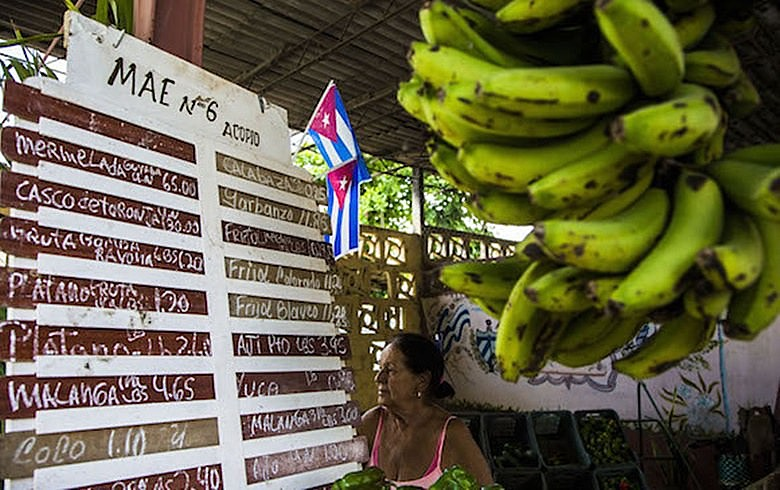 Cuba cultiva alimentos mais intensamente e recicla nutrientes através da terra
