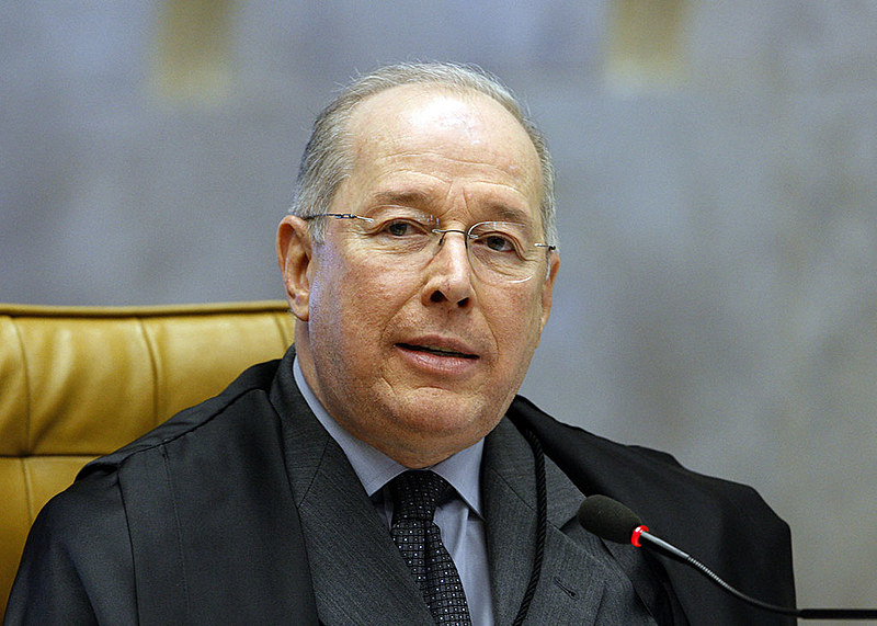 """Celso de Mello criticou duramente a tentativa de """"controle hegemônico do aparelho do Estado"""""""