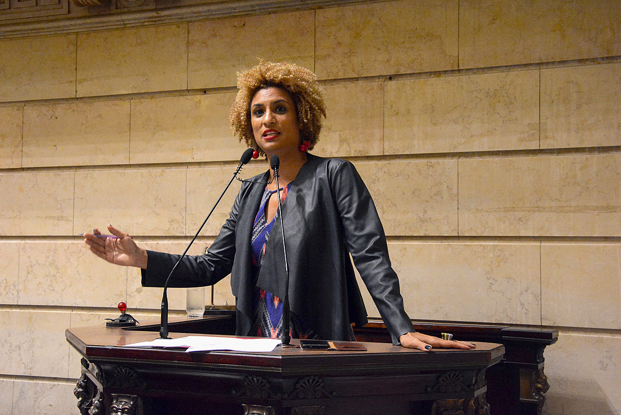 Marielle Franco: dois anos depois, deputadas mantêm   Direitos Humanos