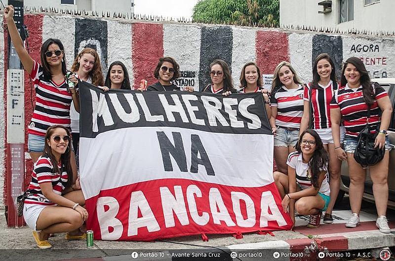 Em Pernambuco, as arquibancadas do Arruda estão na vanguarda desse movimento