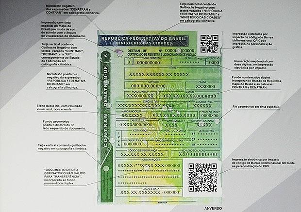 As mudanças são válidas para os novos documentos, por isso os condutores não precisam fazer a troca.