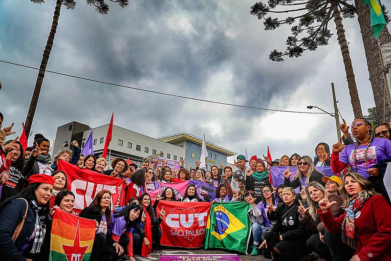 Militância está há mais de 200 dias em frente à Superintendência da Polícia Federal em Curitiba