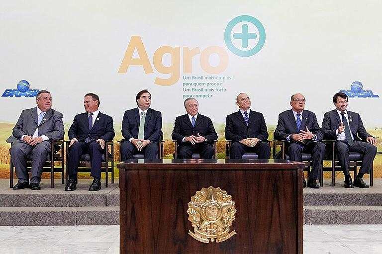 O plano tem 69 medidas divididas em dois eixos: modernização e desburocratização e Marco Regulatório de Defesa Agropecuária
