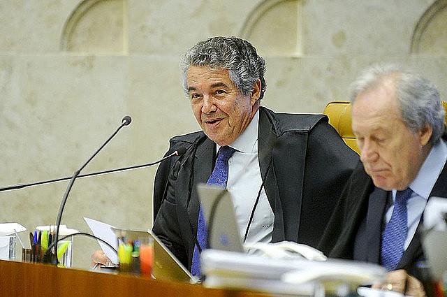 El autor de la decisión, Marco Aurélio Mello, magistrado del Supremo Tribunal Federal (STF)