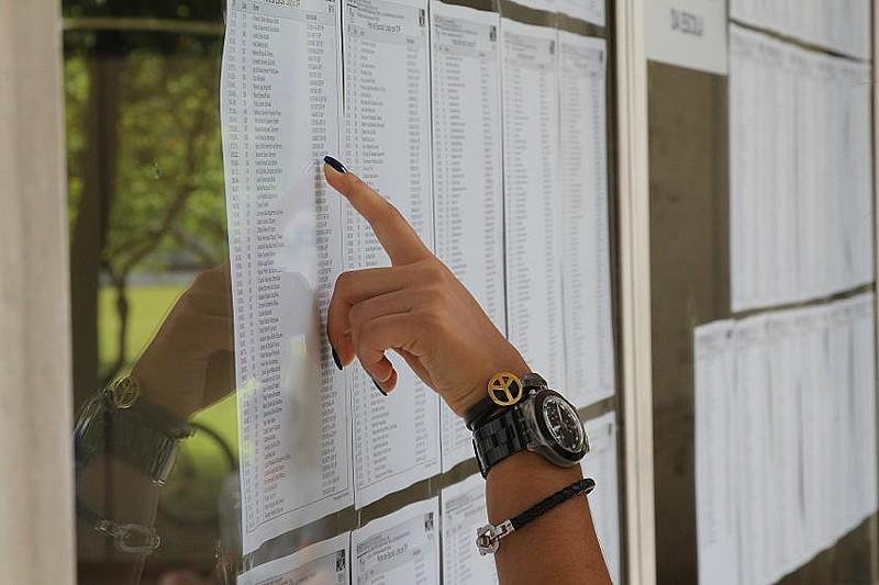 Ao todo, 129.148 candidatos se inscreveram para o processo seletivo.