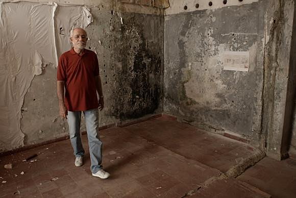 Documentário Galeria F, da diretora Emília Silveira, mostra a história de preso político que sobreviveu à tortura