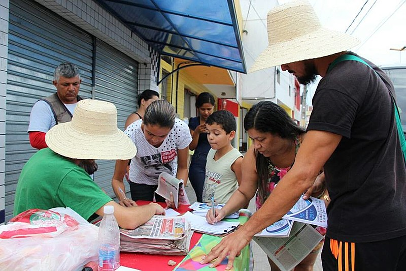 Será realizado pela Frente Brasil Popular o primeiro Congresso do Povo Brasileiro, que contará com a presença de mais de 100 mil pessoas.