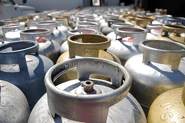 É a quinta vez no ano que o preço do gás de cozinha aumenta