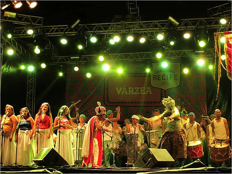 O objetivo do projeto é difundir ritmos afro-brasileiros, como maracatu de baque virado e o samba de coco