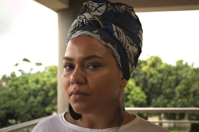 """""""Acho que o mito da democracia racial é a principal mentira que a sociedade conta para se reforçar no imaginário brasileiro que não existe"""""""