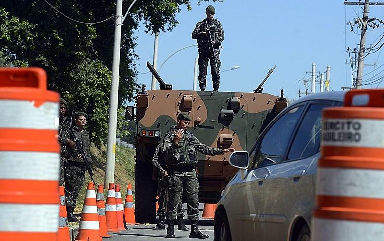 Militares do Exército terão foro especial em caso de homicídio doloso contra civil durante a Olimpíada no Rio