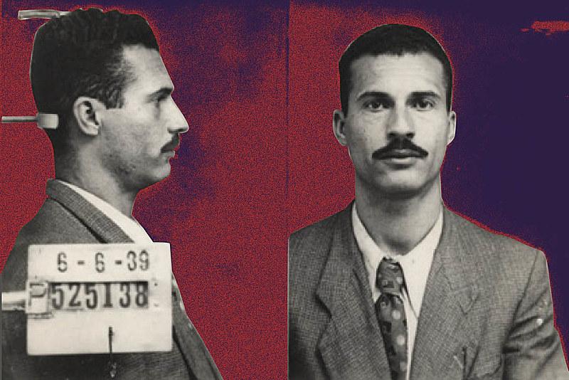 Marighella viveu em Salvador até 1936, quando foi transferido para o Rio de Janeiro, tornando-se militante profissional do PCB