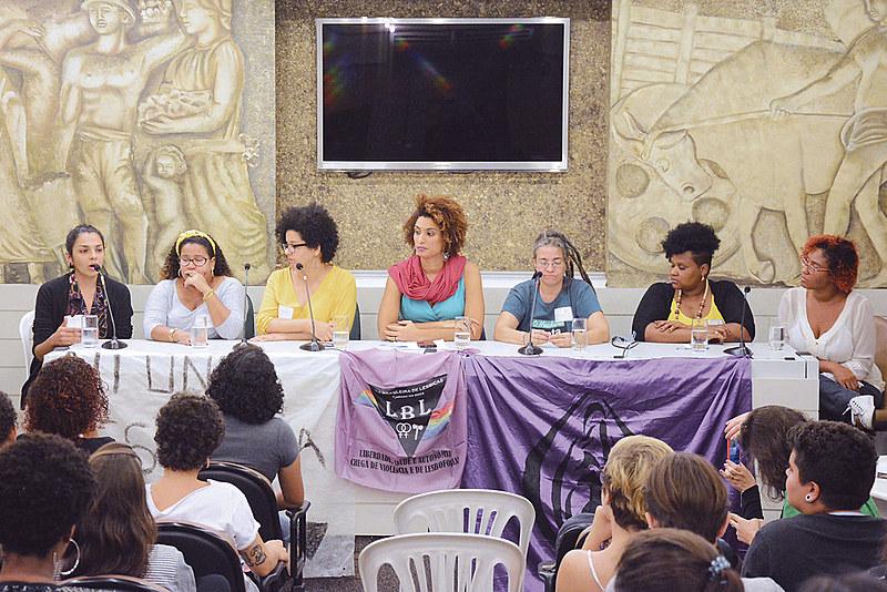 Visibilidade lésbica foi tema de debate público na Câmara de Vereadores no mês passado, mas proposta foi rejeitada pelo Plenário da Casa