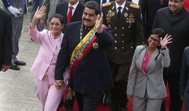 Sacar como sea a Nicolás Maduro del palacio de Miraflores ha sido y es el objetivo enfermizo de la oposición reaccionaria