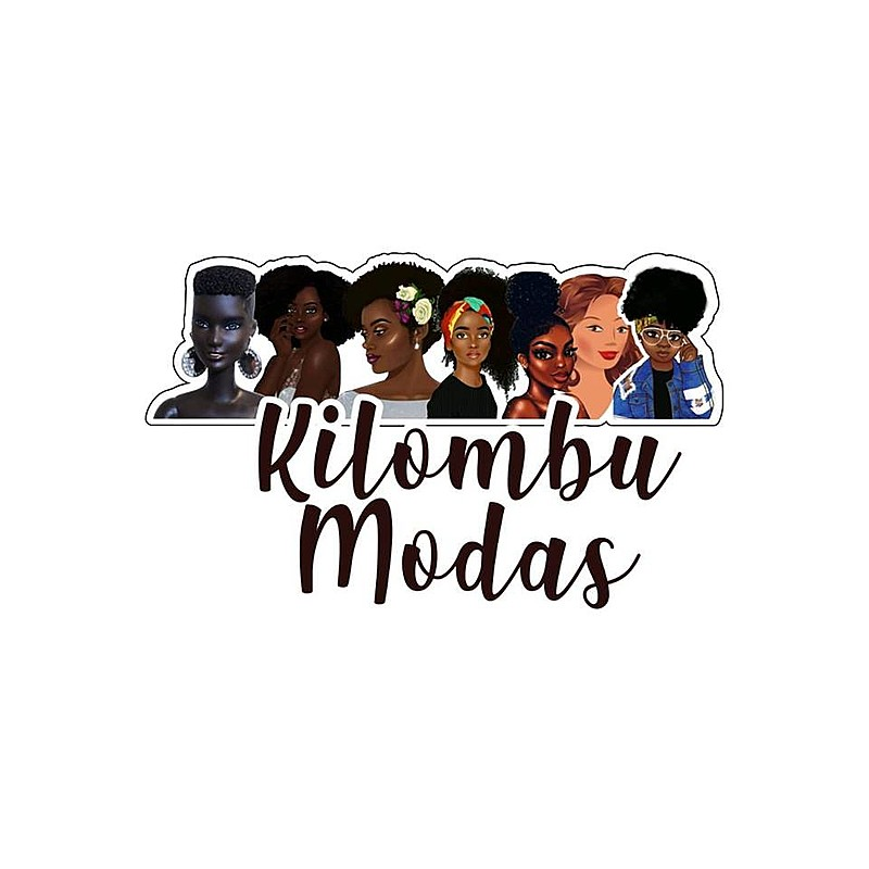 A Kilombu Modas acabou não sendo apenas uma alternativa, mas um projeto de união, integração com a comunidade e orgulho da cultura negra