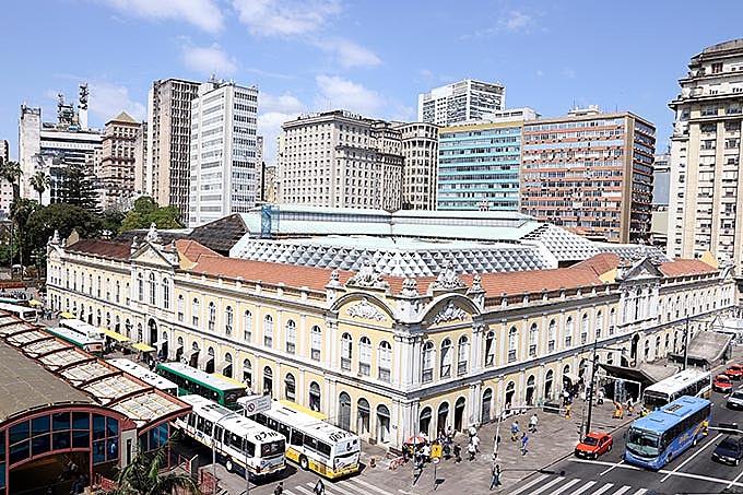 Prefeitura quer conceder Mercado Público à iniciativa privada