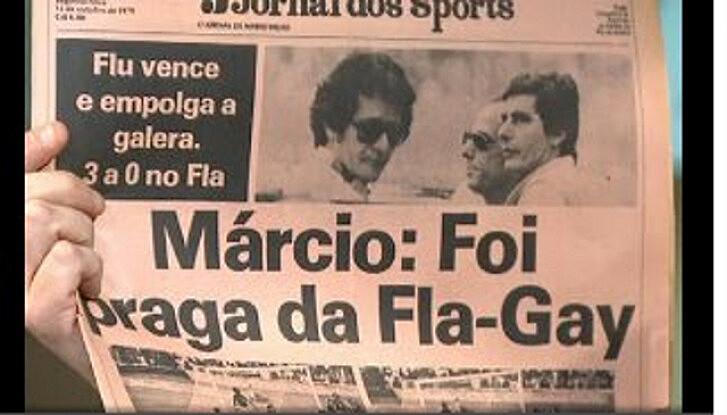 Desde os anos 70 existem as primeiras torcidas gays