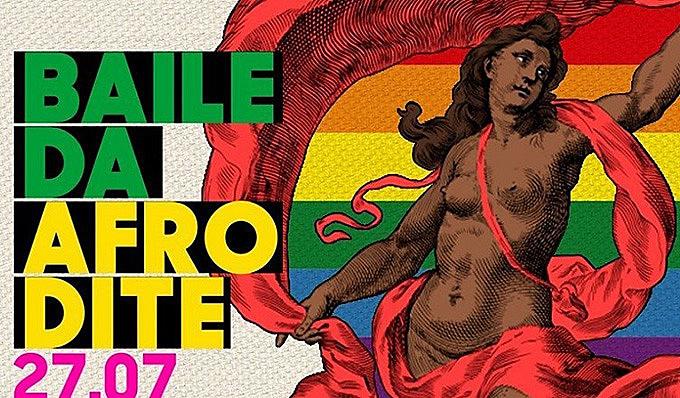 O baile inicia às 23h, no Espaço Cultural Terreiro de Jorge, na Parada 12A da Estrada João de Oliveira Remião