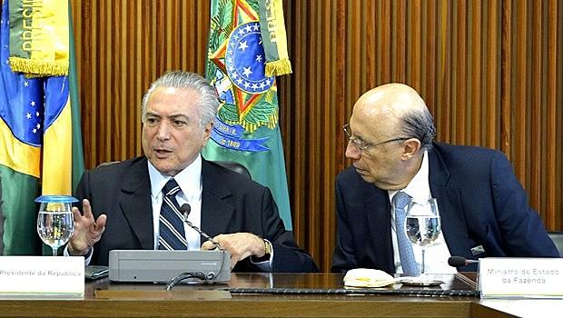 Ministro da Fazenda, Henrique Meirelles, admitiu pela primeira vez a volta da CPMF
