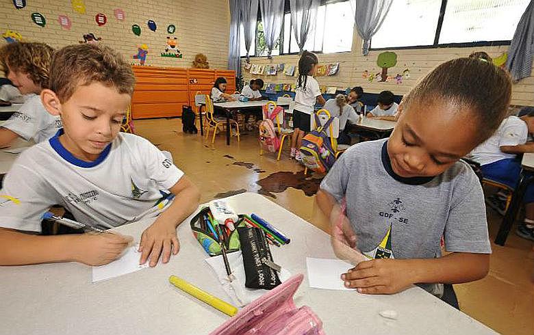 Apenas um terço das crianças de até 3 anos estão em creches. Meta do PNE é chegar a chegar a 50% em 2024