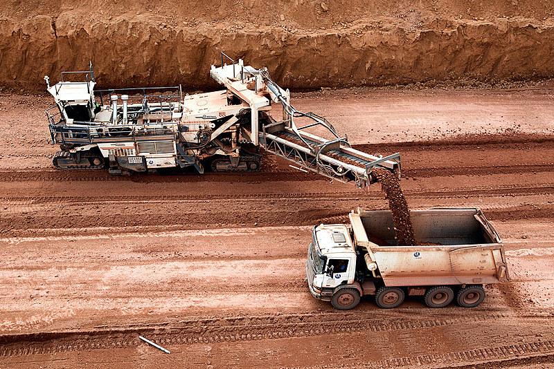 Mina de bauxita em Paragominas é explorada por empresa que pertence à Hydro