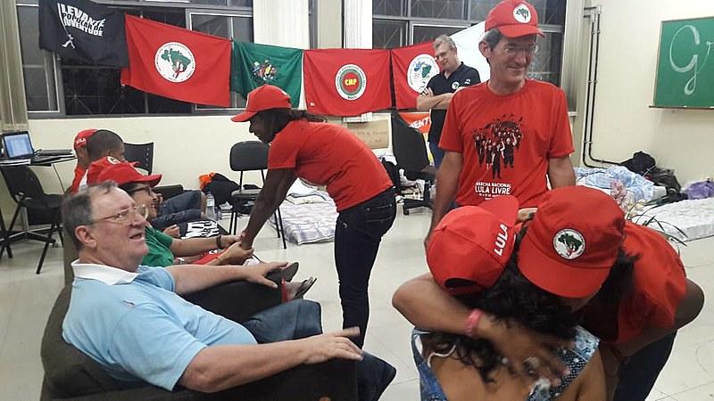 Coluna Teresa de Benguela é integrada por militantes da região centro-oeste e da amazônica