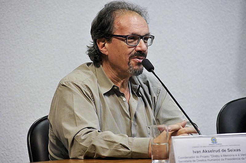 """""""Não se pode esquecer as atrocidades da ditadura"""", afirma Seixas"""