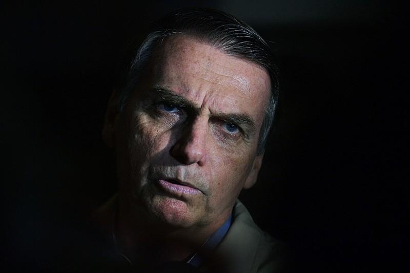 Bolsonaro parece se sentir mais confortável nos EUA