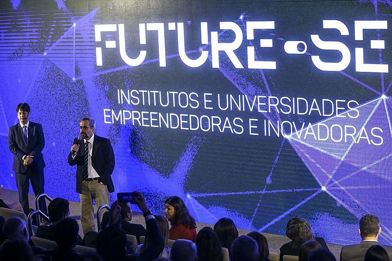 O programa Future-se pode tornar universidades públicas dependentes de incentivo privado