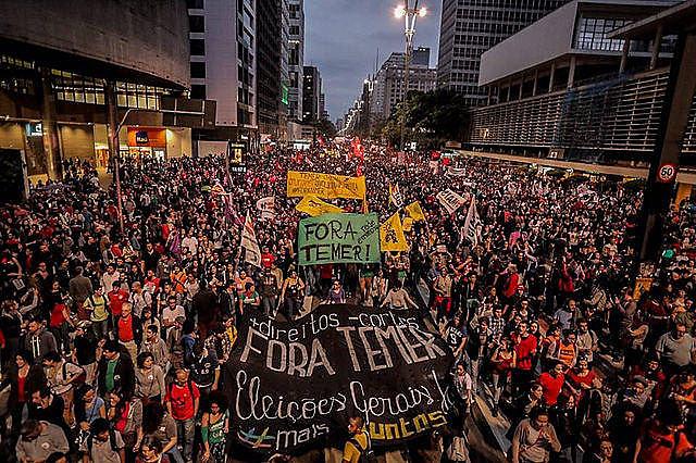Frentes chamam mobilização, em todos os estados, desta quinta-feira (18) até domingo (21)