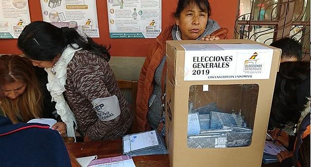 Em 2019, Evo Morales (MAS) foi reeleito em 1º turno, mas renunciou antes de assumir novo mandato